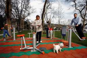turkish-excercise-istanbul-park